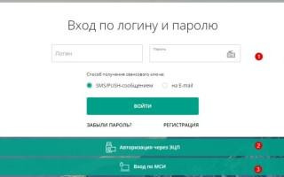 Белинвестбанк: регистрация и вход в систему интернет-банкинг
