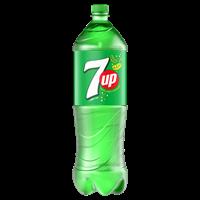 Напиток безалкогольный 7 UP сильногаз. ПЭТ (Россия) 1.5L